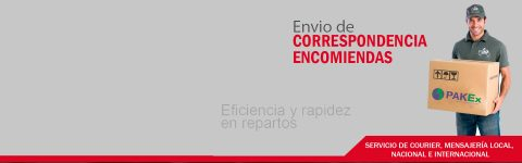Somos especialistas en courier y Transporte.
